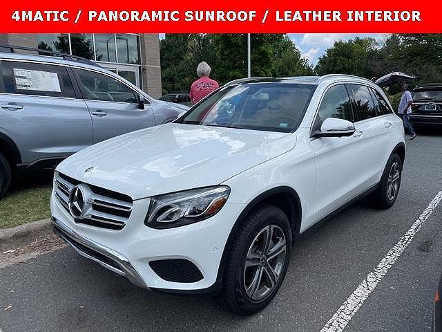 2018 Mercedes-Benz GLC GLC 300 for sale in Cary, NC