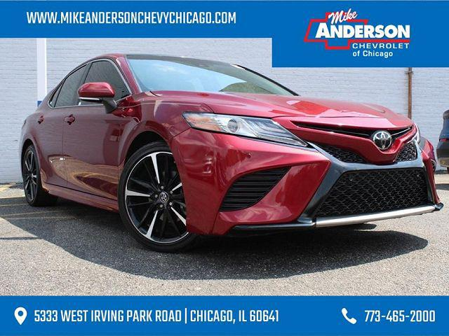 2018 Toyota Camry XSE for sale in Chicago, IL