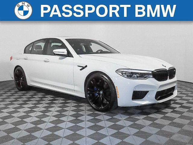 2018 BMW M5 Sedan for sale in Marlow Heights, MD