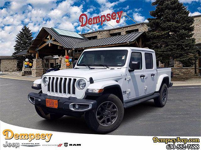 2020 Jeep Gladiator Overland for sale in Plano, IL