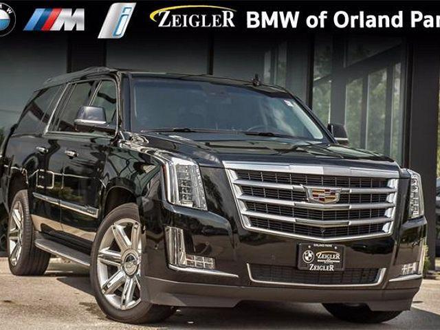 2018 Cadillac Escalade ESV Luxury for sale in Orland Park, IL