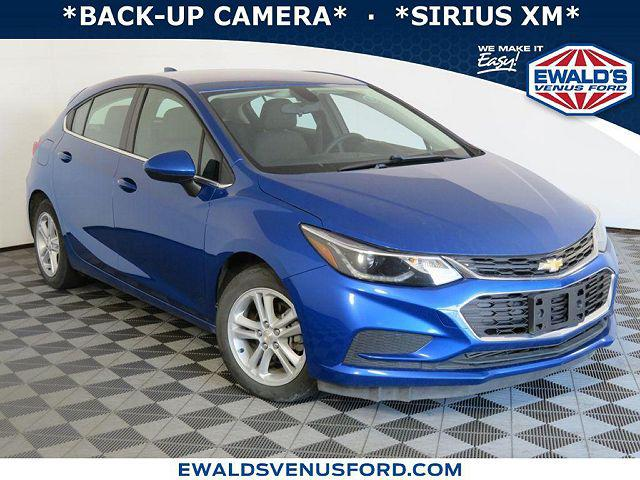 2017 Chevrolet Cruze LT for sale in Cudahy, WI