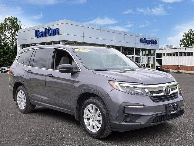 2020 Honda Pilot LX for sale in College Park, MD