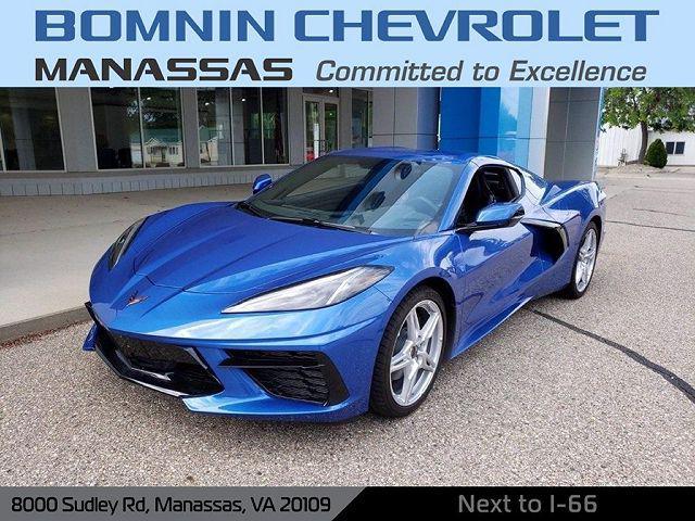 2021 Chevrolet Corvette 1LT for sale in Manassas, VA