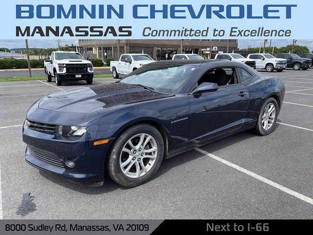 2015 Chevrolet Camaro LT for sale in Manassas, VA