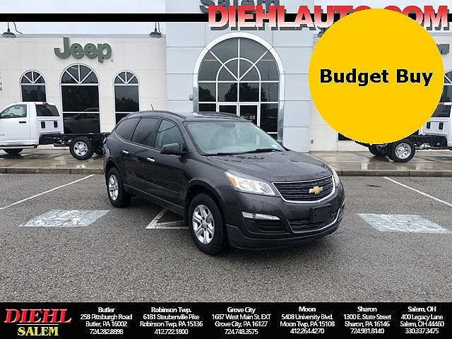 2013 Chevrolet Traverse LS for sale in Salem, OH