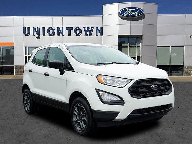 2019 Ford EcoSport S for sale in Uniontown, PA