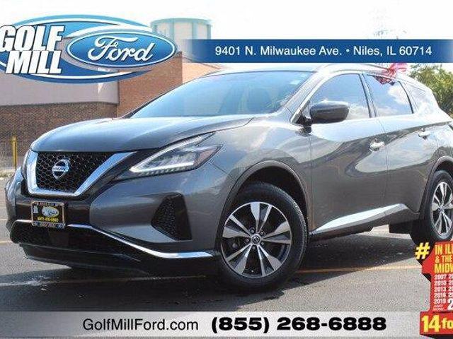 2019 Nissan Murano S for sale in Niles, IL