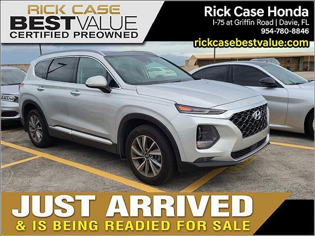 2019 Hyundai Santa Fe Limited for sale in Davie, FL
