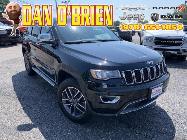 2019 Jeep Grand Cherokee Limited for sale in Methuen, MA