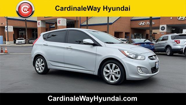 2013 Hyundai Accent SE for sale in Corona, CA