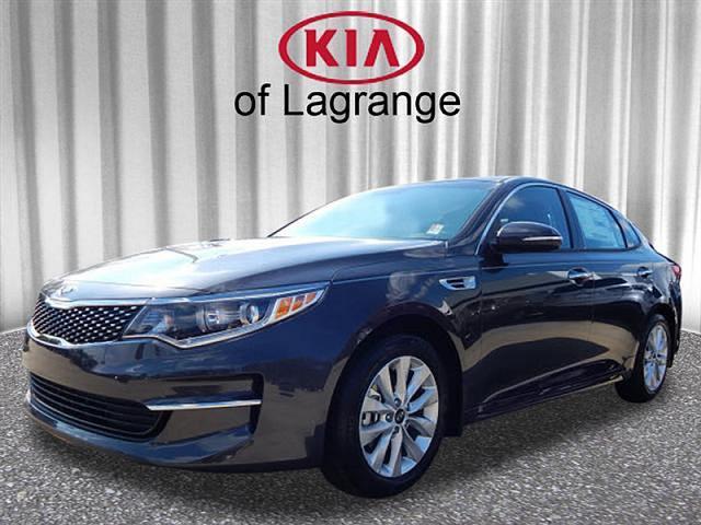 2018 Kia Optima EX 4dr Car Lagrange GA