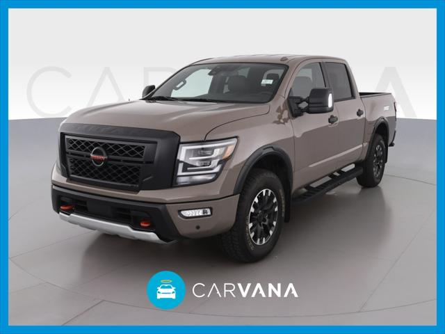 2021 Nissan Titan PRO-4X for sale in ,