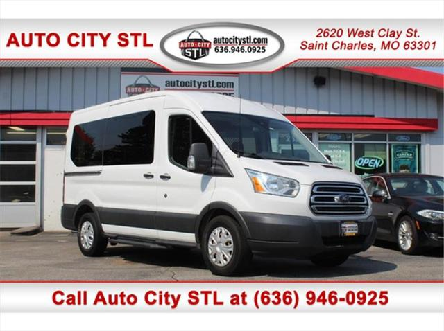 2015 Ford Transit Wagon XL/XLT for sale in Saint Charles, MO