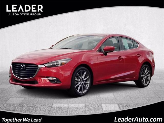 2018 Mazda Mazda3 4-Door Grand Touring for sale in PALATINE, IL