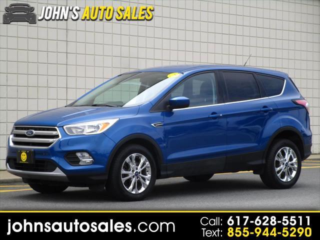 2017 Ford Escape SE for sale in Somerville, MA
