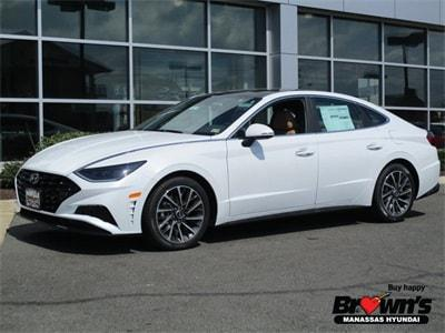 2022 Hyundai Sonata Limited for sale in Manassas, VA