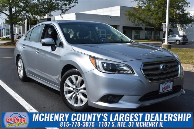 2016 Subaru Legacy 2.5i Premium for sale in McHenry, IL