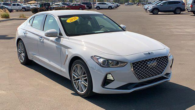 2020 Genesis G70 2.0T for sale in Carson City, NV