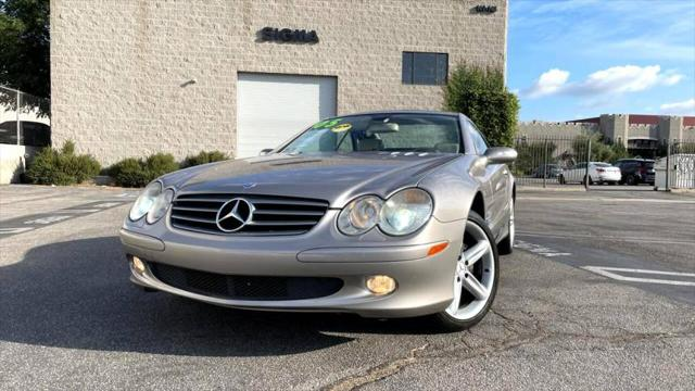 2005 Mercedes-Benz SL-Class 5.0L for sale in Burbank, CA