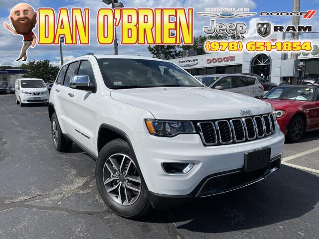 2021 Jeep Grand Cherokee Limited for sale in Methuen, MA
