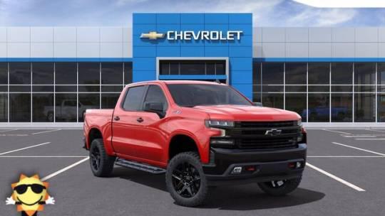 2021 Chevrolet Silverado 1500 LT Trail Boss for sale in Glendale Heights, IL