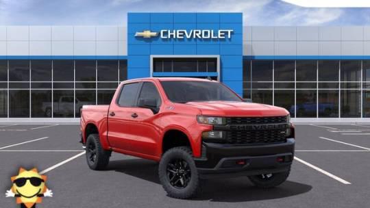2021 Chevrolet Silverado 1500 Custom Trail Boss for sale in Glendale Heights, IL
