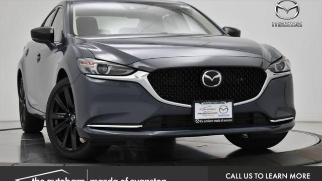 2021 Mazda Mazda6 Carbon Edition for sale in Evanston, IL
