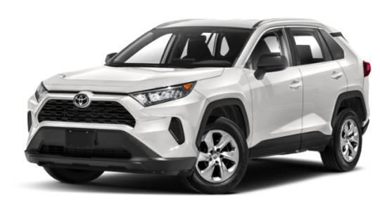 2020 Toyota RAV4 LE for sale in Westland, MI