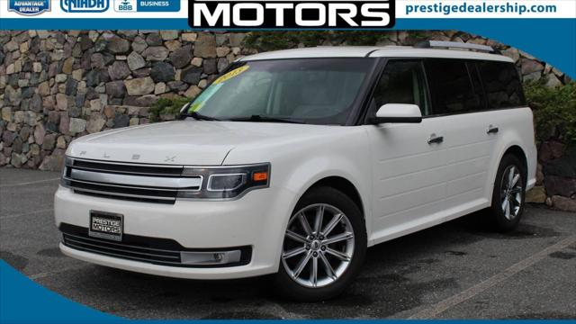 2013 Ford Flex Limited for sale in Malden, MA