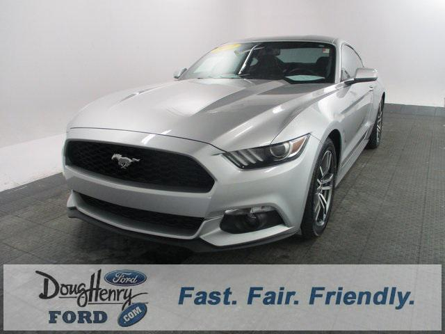 2017 Ford Mustang EcoBoost for sale in Tarboro, NC