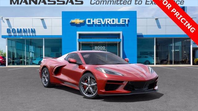 2021 Chevrolet Corvette 3LT for sale in Manassas, VA