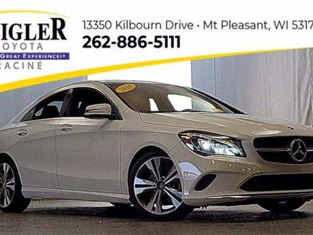2018 Mercedes-Benz CLA CLA 250 for sale in Mount Pleasant, WI