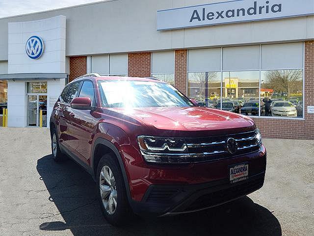 2018 Volkswagen Atlas 2.0T S for sale in Alexandria, VA