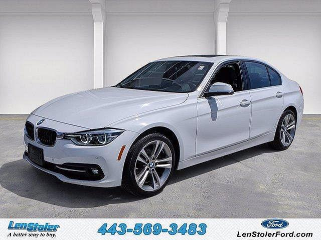 2017 BMW 3 Series 328d xDrive for sale in Owings Mills, MD