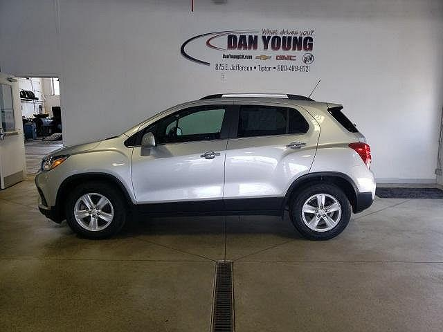 2018 Chevrolet Trax LT for sale in Tipton, IN