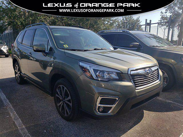 2019 Subaru Forester Limited for sale in Jacksonville, FL