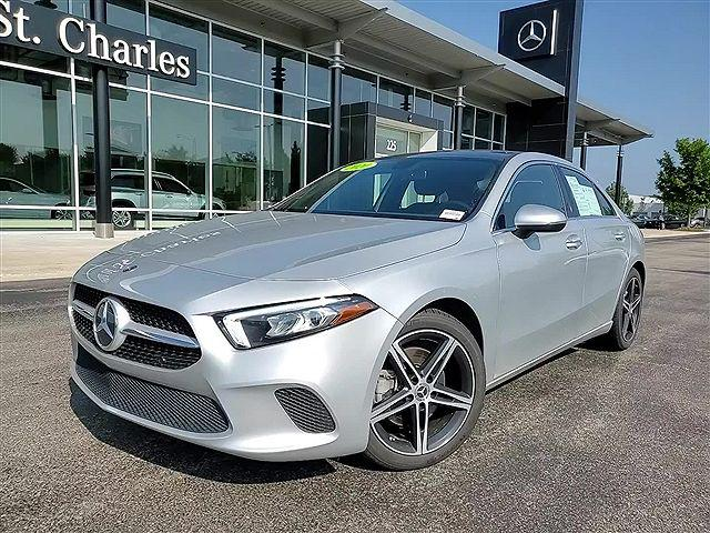 2020 Mercedes-Benz A-Class A 220 for sale in Saint Charles, IL