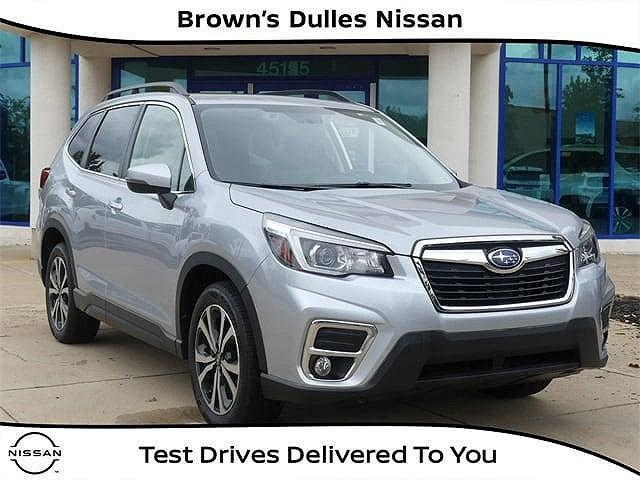 2019 Subaru Forester Limited for sale near Sterling, VA