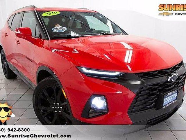 2019 Chevrolet Blazer RS for sale in Glendale Heights, IL