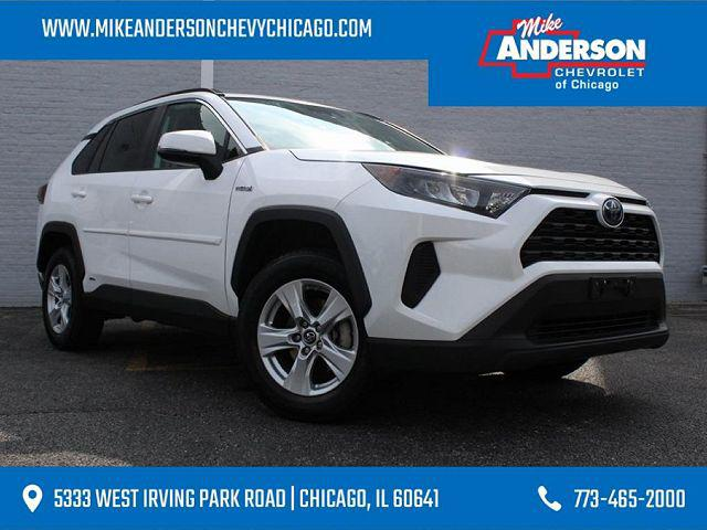 2019 Toyota RAV4 Hybrid LE for sale in Chicago, IL