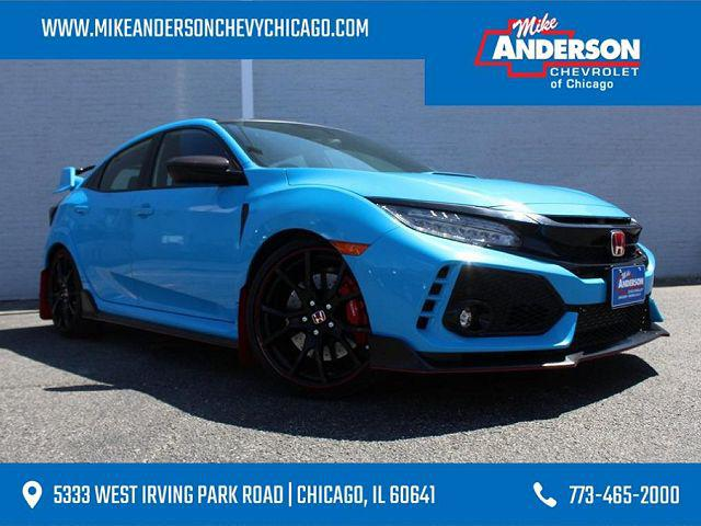 2018 Honda Civic Type R Touring for sale in Chicago, IL