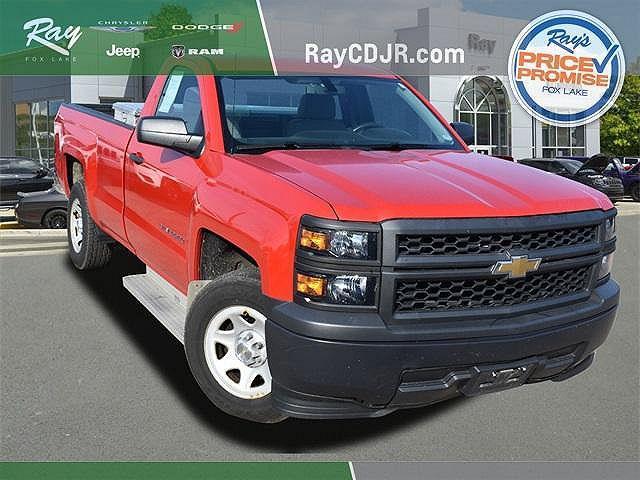 2015 Chevrolet Silverado 1500 Work Truck for sale in Fox Lake, IL