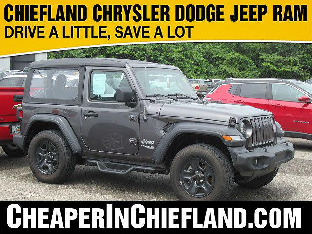 2018 Jeep Wrangler Sport for sale in Chiefland, FL