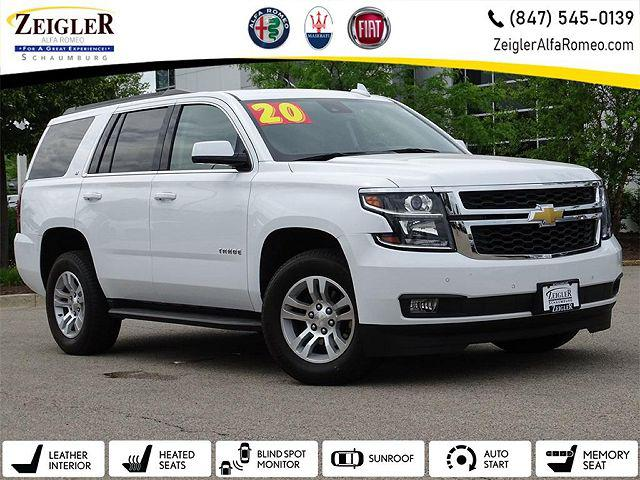 2020 Chevrolet Tahoe LT for sale in Schaumburg, IL