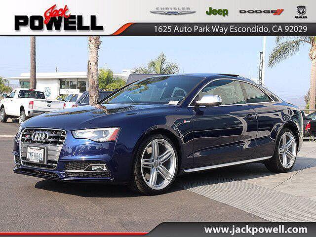 2014 Audi S5 Premium Plus for sale in Escondido, CA