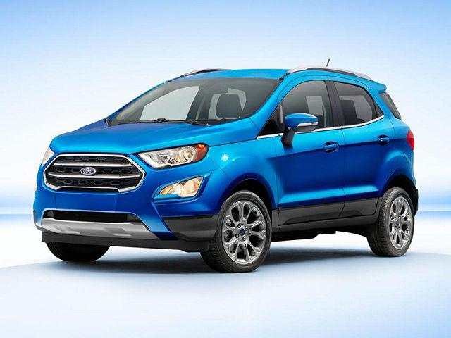2018 Ford EcoSport SES for sale in Norton, OH