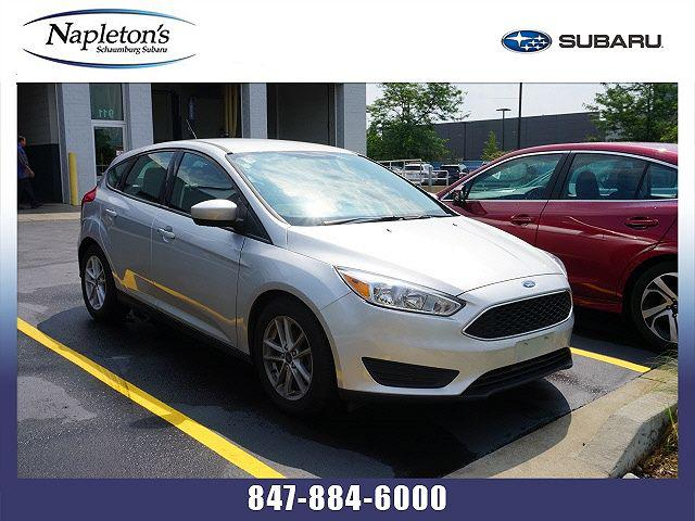 2018 Ford Focus SE for sale in Schaumburg, IL