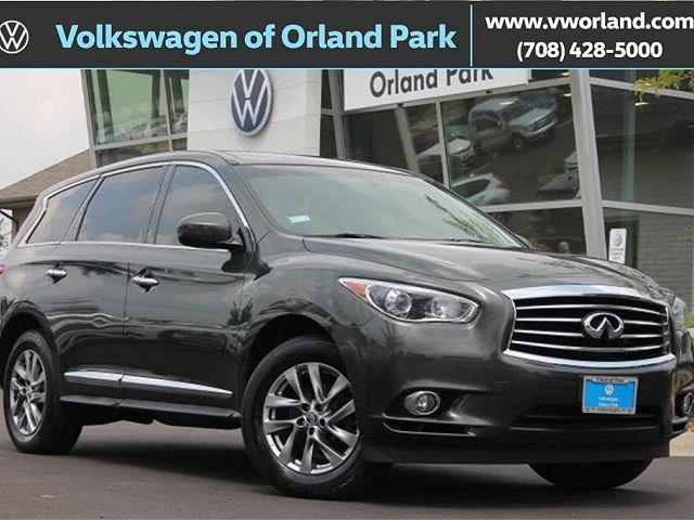 2013 INFINITI JX35 AWD 4dr for sale in Orland Park, IL