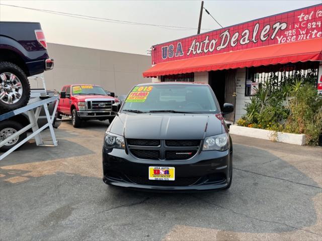 2015 Dodge Grand Caravan SE Plus for sale in Manteca, CA